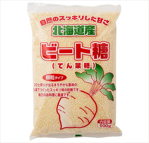 ビート糖(てん菜糖)顆粒