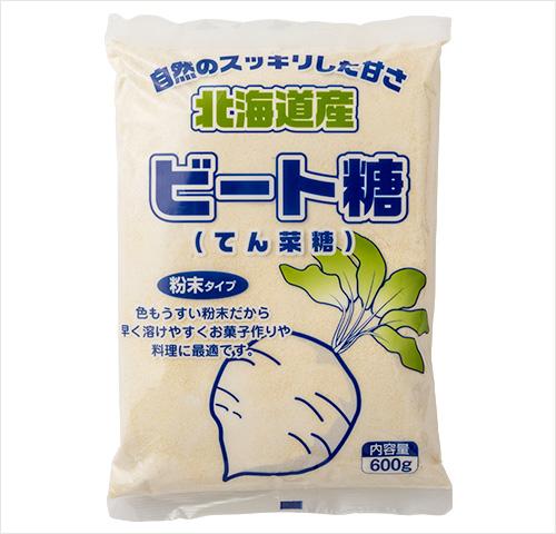 ビート糖(てん菜糖)粉末